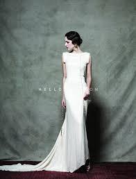korean wedding dress wedding korean designer wedding dress hellomuse korea