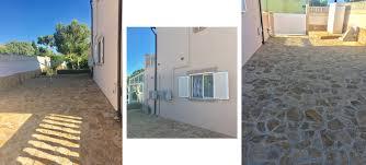 Haus Haus Kaufen Doppelhaushälfte Bahia Blava Mit Pool Wintergarten Und Gerätehaus