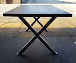 Lowes Sofa Table Dining Tables Plumbing Pipe Sofa Table Industrial Metal Table