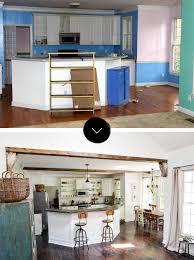 before u0026 after a reclaimed traditional brick foreclosure u2013 design
