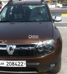 renault duster 2015 renault duster 2015 model brown colour qatar living