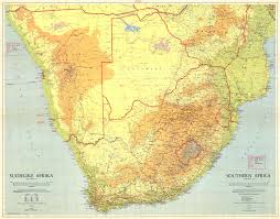 Map Of Southern Africa by Maps Of South Africa Map Library Maps Of The World