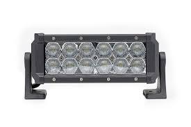 dual carbine 8 floodlight road led light bar stl