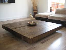 rustic square coffee table the huge coffee table epic round for mirrored within designs most