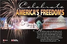 celebrate america s freedoms celebrating freedom resources