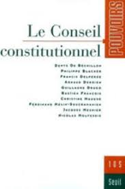 si e du conseil constitutionnel élargir la saisine du conseil constitutionnel cairn info