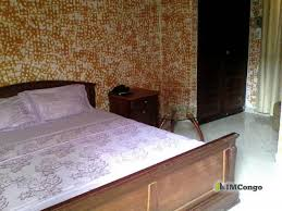 chambre meuble a louer appartement a louer kinshasa ngaliema studio meublé quartier gb