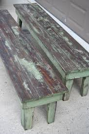 weathered pieces farmhouse table u0026 benches