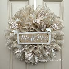 wedding wreaths 25 best wedding wreaths ideas on wedding door
