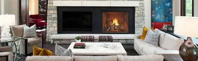 fireplace finishes true series direct vent gas fireplaces heat u0026 glo