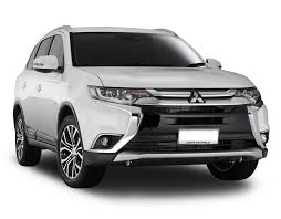 white mitsubishi outlander mitsubishi outlander reviews carsguide