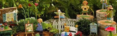 theme fairy gardening fairy homes and gardens