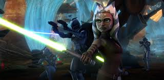 star wars the clone wars movie review plugged in