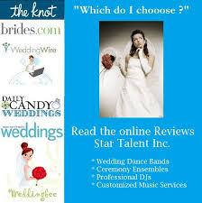 wedding band reviews wedding band reviews nyc talent inc client reviews letters