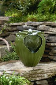 the ornamental fountain properly maintain and possible dangers