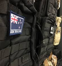 Uniform Flag Patch Our New Nz Flag Patch Shotshow Last Chance To Win A Tactical