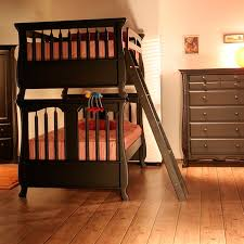 Bunk Bed Cribs Romina Furniture Nerva Bunk Bed N Cribs