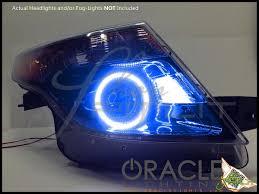Ford Explorer Blue - 11 15 ford explorer led dual color halo rings headlights bulbs