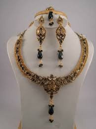 antique necklace set images Antique jewelry necklace sets JPG