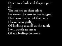Blind Melon Rain Lyrics Blind Melon Change Lyrics Pinterest Change Soul Songs And