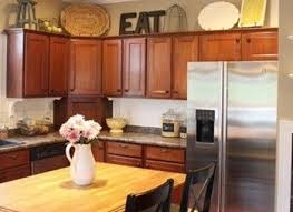 kitchen decorating ideas above cabinets decor ideas for above kitchen cabinets cabinetdirectories