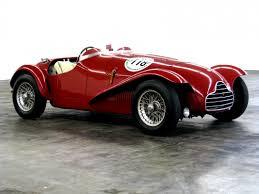 vintage alfa romeo 6c 1949 alfa romeo 6c alfa romeo 6c 2500 ss barchetta competizione