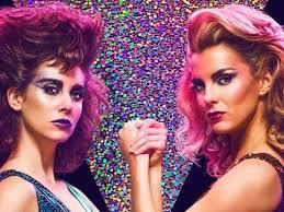 glow show glow soundtrack the best 80s from netflix s new show glow