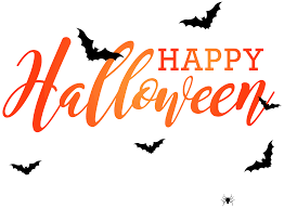 happy halloween with bats png clip art image gallery