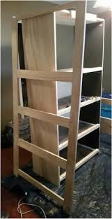 Terraria Bookcase Really Simple But Amazing Terrarium Rack Bearded Dragon Cages