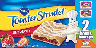 Toaster Strudel Designs Pillsbury Toaster Strudel Coupons U0026 Catalina U003d 75 Box This Week