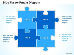 powerpoint jigsaw puzzle template free editable jigsaw pieces