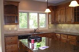 Knotty Alder Cabinet Doors by Need Help With Granite For Knotty Alder Cabinets Floor Plan