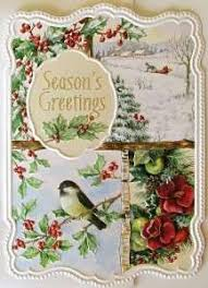 carol wilson christmas cards carol wilson christmas seasons greetings card winter
