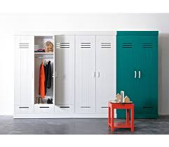 locker style bedroom furniture lockers for home used