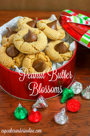 peanut butter blossom cookies the country chic cottage