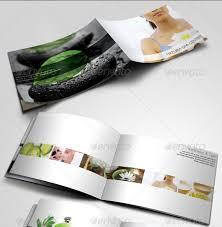 spa brochure template sample templates