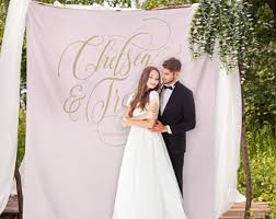 wedding backdrop etsy photobooth backdrop etsy