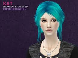 sims 4 blue hair hair tops and pants conversions at the path of nevermore sims 4