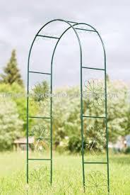 Metal Garden Arches And Trellises Metal Garden Arch The Gardens