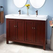 Cherry Bathroom Vanity Cabinets Bathroom Remodel Double Vanity Units For Bathrooms Remarkable