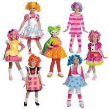 lalaloopsy costumes lalaloopsy deluxe dyna might costume toddler 1 2 ebay