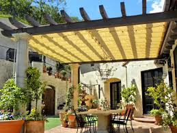 Canopies For Patios Slide Wire Cable Awnings Superior Awning
