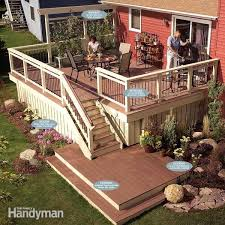 Replacing A Deck With A Patio Best 25 New Deck Ideas On Pinterest Deck Decks And Patio Deck