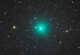 foto del cometa 41p tuttle giacobini kresak 1 de abril de 2017