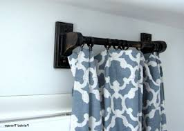 3 Curtain Rods 17 Best Ideas About Short Curtain Rods On Pinterest Short Window
