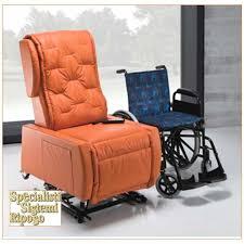 poltrone per invalidi poltrona relax medicale lusso per disabili