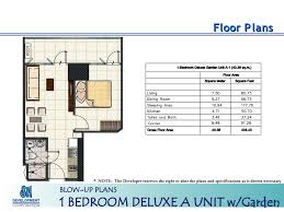 27 sq meters to feet smdc condominium