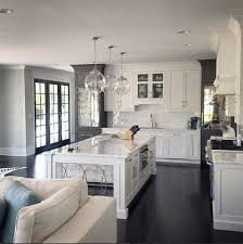 kitchen mesmerizing kitchen with white cabinets and grey walls
