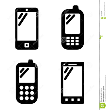 phone icon vector clipart panda free clipart images