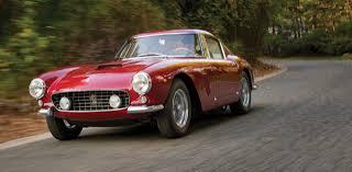 ferrari california 1961 1961 ferrari 250 gt berlinetta 58 cars from orin smith collection